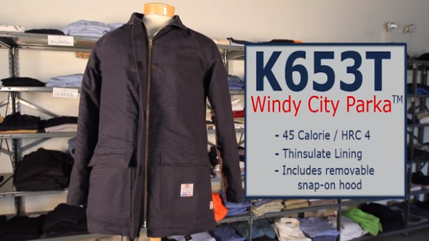 Tyndale Windy City Parka (K653T)
