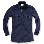 Tyndale's FR Long Sleeve Button Down Work Shirt (K193T)
