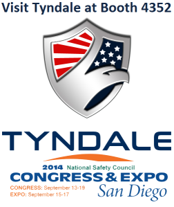 Meet Tyndale at NSC Congress & Expo 2014, San Diego