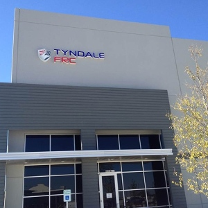 Tyndale's Houston, TX Distribution Center