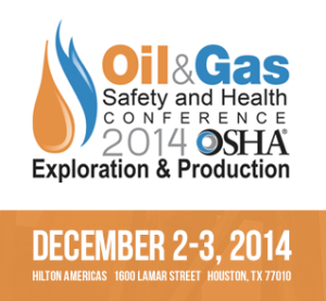 Tyndale at 2014 OSHA Oil & Gas Safety Conference
